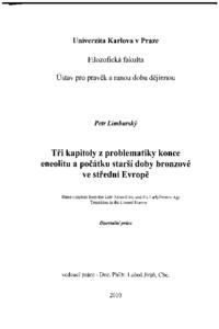 Datování v p.e